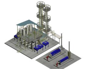 طرح تولید میعانات گازی