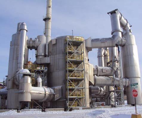 طرح توجیهی کارخانه تولید اسید اسپیک