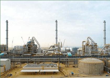 طرح توسعه احداث کارخانه تولید اسید سولفویک