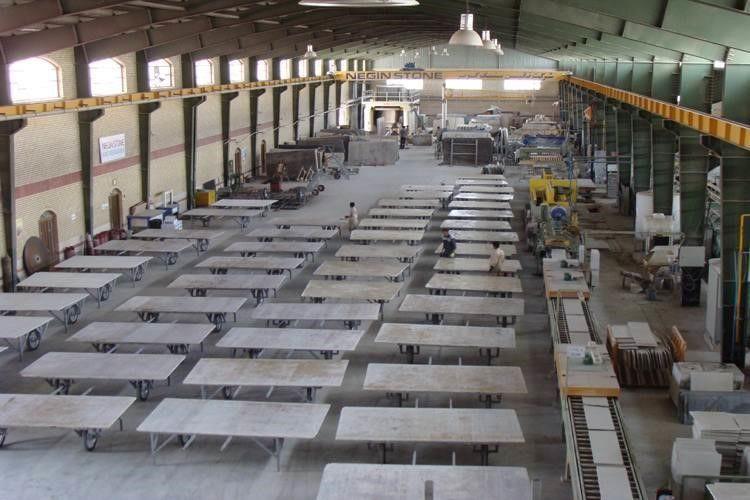 طرح توسعه کارخانه سنگبری و فرآوری سنگ غیر گرانیتی