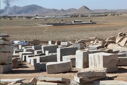 طرح توسعه معدن حسن اباد آبریزه تیران