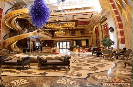 هتل پنج ستاره داریوش کلاردشت