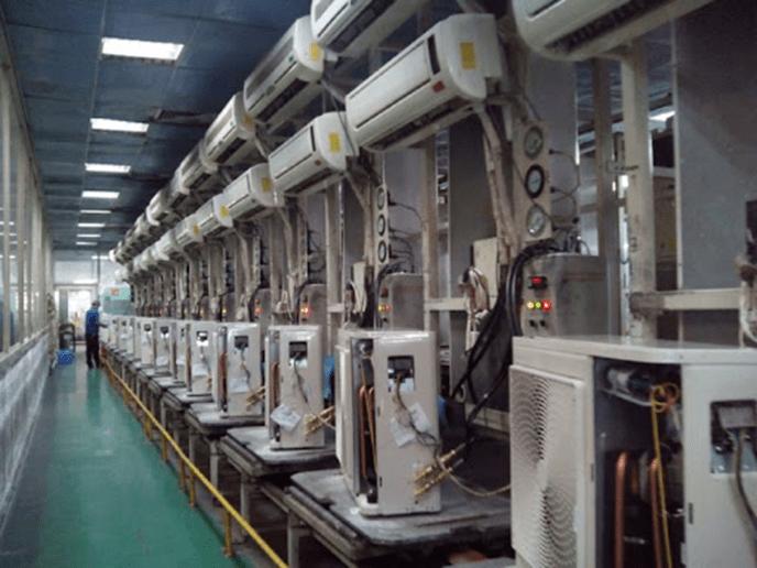 تولید سیستم های تهویه مطبوع و کولرهای گازی